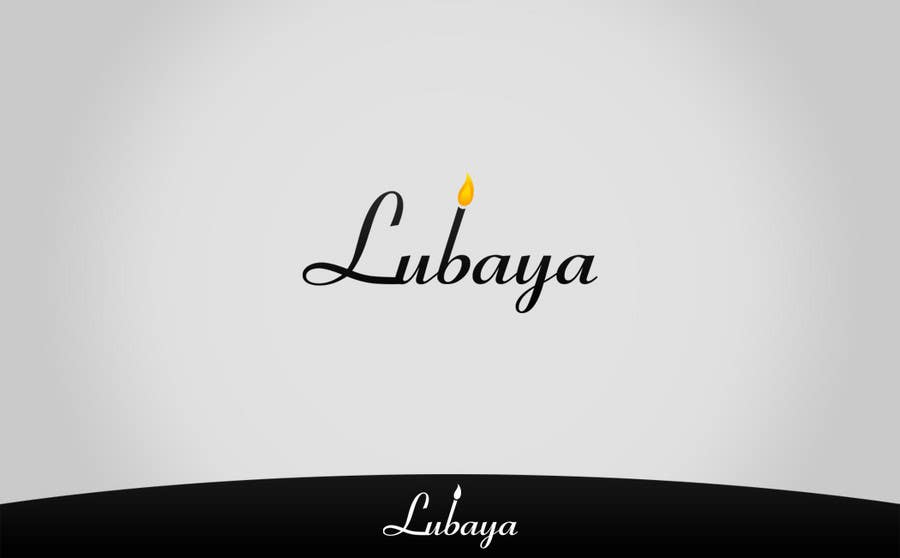 Kilpailutyö #2 kilpailussa Logo and packaging Design for Lubaya