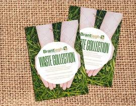 phthai tarafından Design a Flyer for a waste collection company için no 10