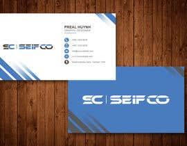 Nro 48 kilpailuun Design some Business Cards for construction comopany käyttäjältä huynhnhatran