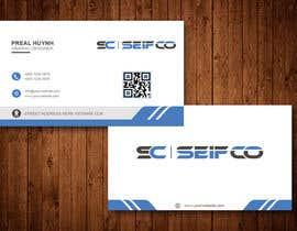 Nro 61 kilpailuun Design some Business Cards for construction comopany käyttäjältä huynhnhatran
