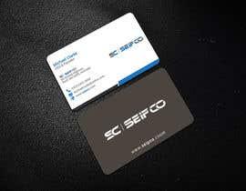 Nro 31 kilpailuun Design some Business Cards for construction comopany käyttäjältä AtikulRuni