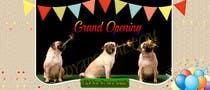 Design a Banner for grand opening için Graphic Design19 No.lu Yarışma Girdisi