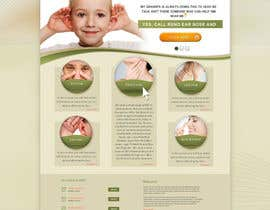 #34 para Design a Website Mockup for my Doctor client por Artimization