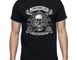 #16 for Design a Motorcycle T-Shirt by leostar371