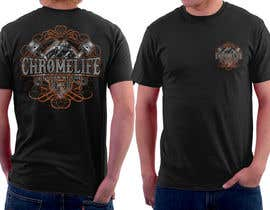 #11 for Design a Motorcycle T-Shirt by simrks