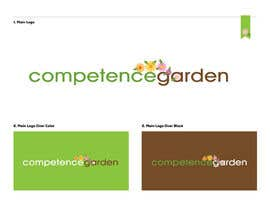#82 for Design of Logos for competencegarden af juanmikes