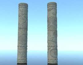 Nro 28 kilpailuun Create a 3D Model of a Column for a Restaurant Design käyttäjältä hectorcabrera