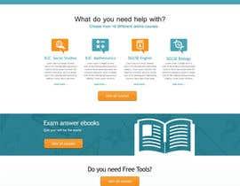 #24 para Design a Website Mockup por w3cwebcare