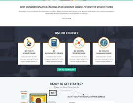 #8 para Design a Website Mockup por davidnalson