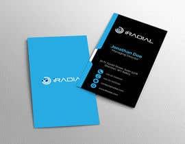 Nro 20 kilpailuun Design some Business Cards käyttäjältä chowdhuryf0
