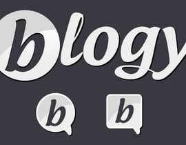 #24 cho Blogy Logo Design bởi Leugim83