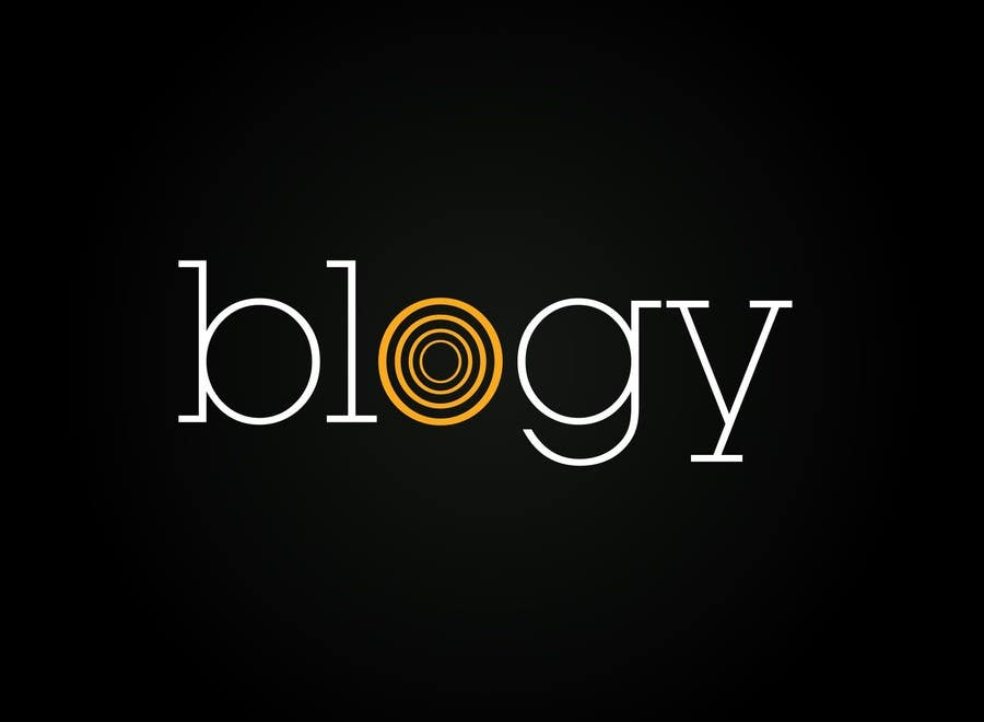 #77 for Blogy Logo Design by Oigo6969
