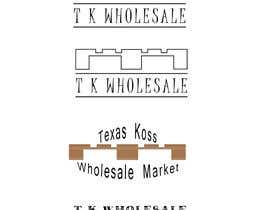 bpeteleiambrus tarafından Texas Koss Wholesale Market Logo için no 5