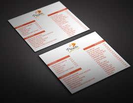 BikashBapon tarafından Menu card design for Frozen yougurt, Ice Cream, Smoothies için no 5