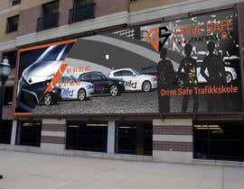 Kamrunnaher20 tarafından Designing a Banner for a driving school için no 65