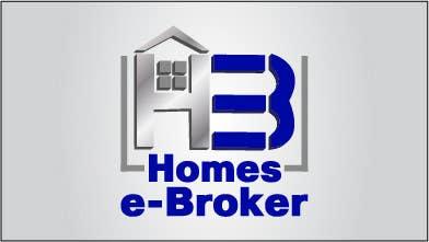 Penyertaan Peraduan #138 untuk Logo Design for e-Broker