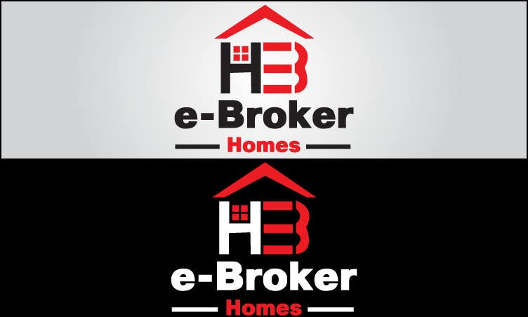 Contest Entry #                                        64                                      for                                         Logo Design for e-Broker