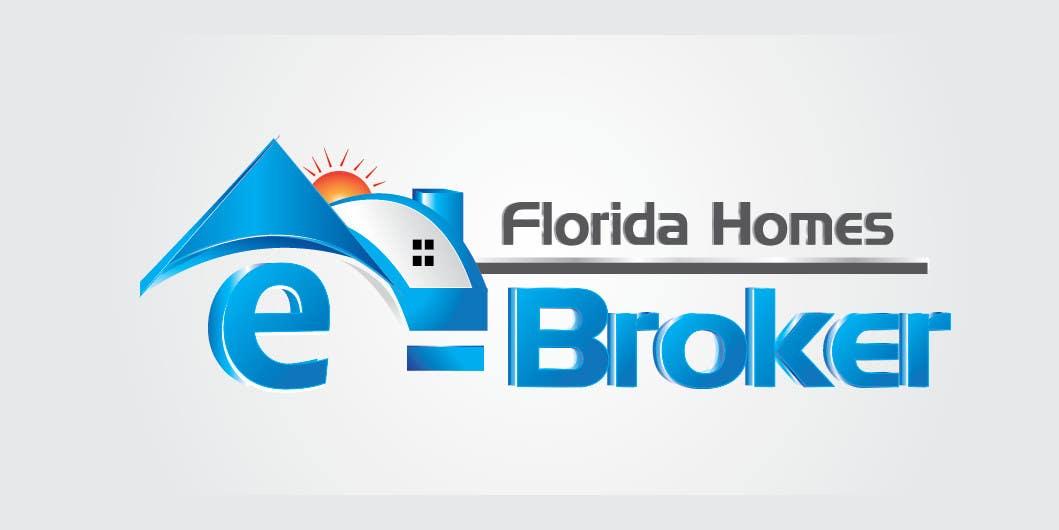 Конкурсная заявка №238 для Logo Design for e-Broker