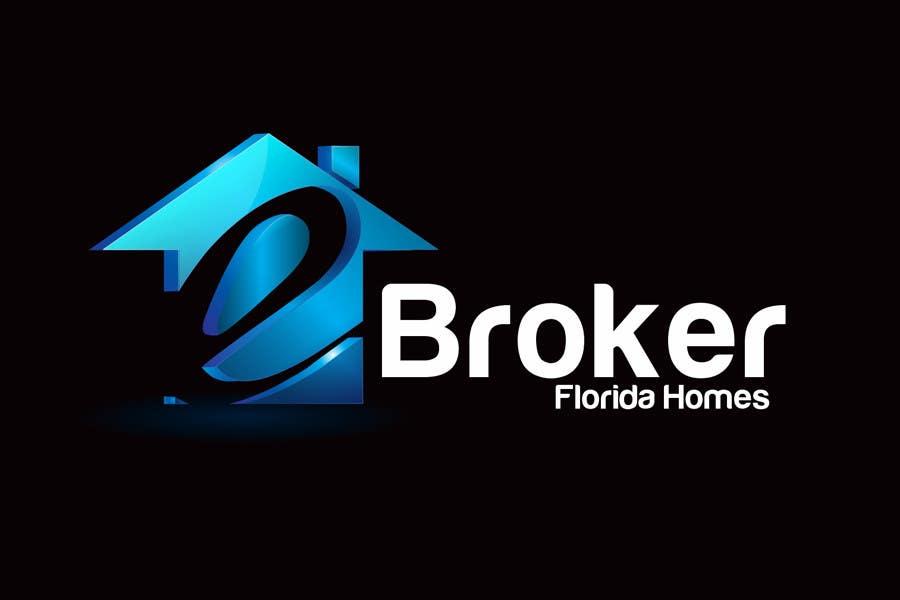 Penyertaan Peraduan #313 untuk Logo Design for e-Broker