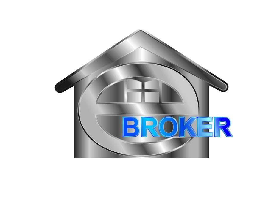 Penyertaan Peraduan #274 untuk Logo Design for e-Broker