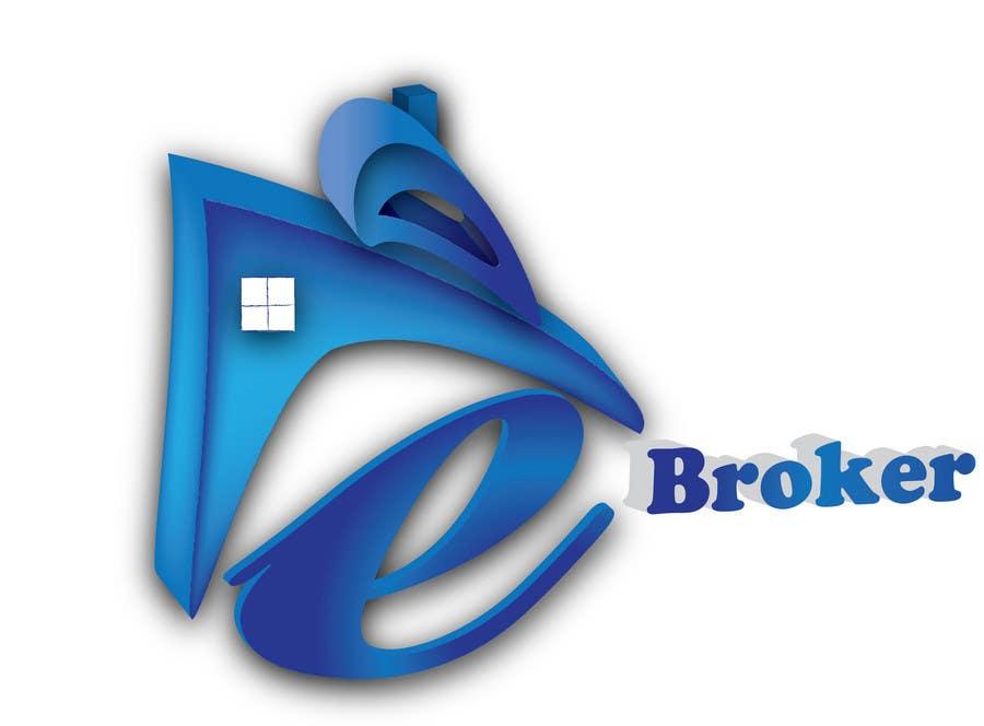 Penyertaan Peraduan #292 untuk Logo Design for e-Broker