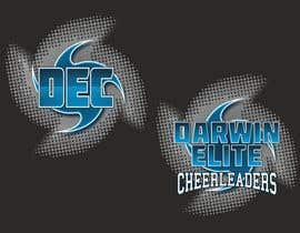 #12 para Design a Logo: Darwin Elite Cheerleaders por BeetleGraphics