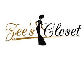 #98 para Design a Logo for Zee's Closet por vlogo
