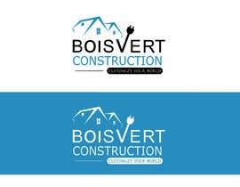 #111 for Design a contractor Logo by elbugraphic