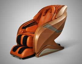 Nro 16 kilpailuun 3D Rendering of Massage Chair Model S5 käyttäjältä AlleviatedMedia