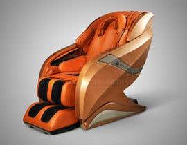 Nro 29 kilpailuun 3D Rendering of Massage Chair Model S5 käyttäjältä AlleviatedMedia