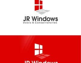nº 116 pour Design a Logo for JR Windows, Doors & Conservatories par manuel0827