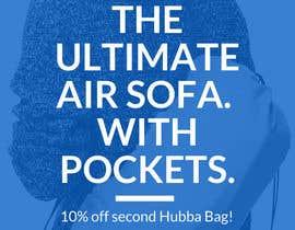 """phthai tarafından Logo & Promo Flyer (5"""" x 7"""") for HubbaBag.com için no 7"""