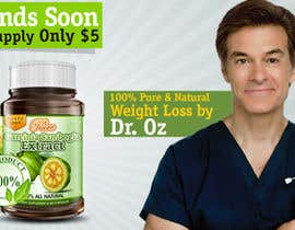 #25 for Design a Banner for A Diet Advertisment by samazran
