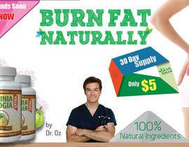 #35 for Design a Banner for A Diet Advertisment by shahriarlancer
