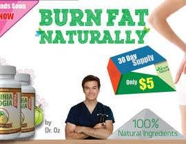 nº 35 pour Design a Banner for A Diet Advertisment par shahriarlancer