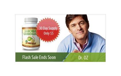 #32 para Design a Banner for A Diet Advertisment por kreativeminds