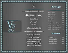 #2 for Design a Brochure for Persian Restaurant af Lovez2Write