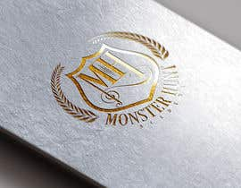 Nro 11 kilpailuun Design a crest for a fantasy medieval monster academy käyttäjältä vasked71