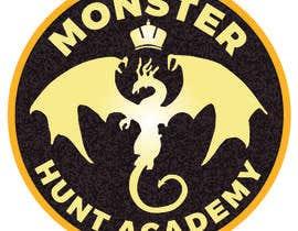 Nro 26 kilpailuun Design a crest for a fantasy medieval monster academy käyttäjältä ktcdesign