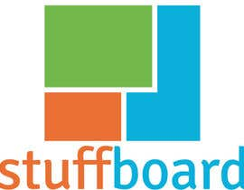 #45 untuk Design a logo and buttons for Stuffboard oleh cristiannicu