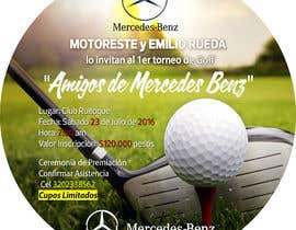 AmmarElramsisy tarafından Design an Invitation to a golf tournament için no 21