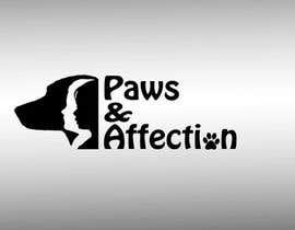 "nº 22 pour Design a Logo for ""Paws and Affection"" par DaveBomb"