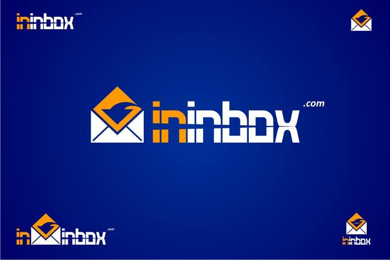 Penyertaan Peraduan #                                        445                                      untuk                                         Logo Design for ininbox.com