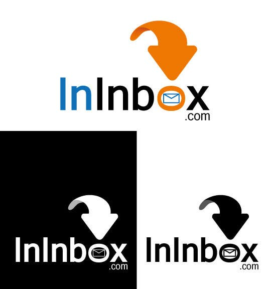 Penyertaan Peraduan #                                        443                                      untuk                                         Logo Design for ininbox.com