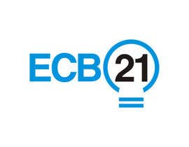 #17 for Ontwerp a Logo for ecb21 - repost by ibed05