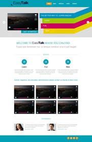 #7 para Design a Landing Page Mockup por zicmedia