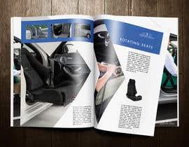 tramezzani tarafından Design a a product brochure catalogue için no 14
