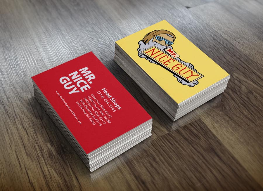 Entry #74 by alvinfadoil for Design Business Cards for a store chain ...