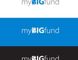 #149 for Design a Logo for MyBigFund! af mamunfaruk