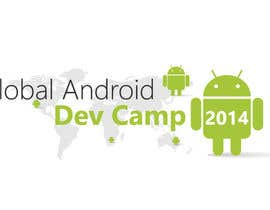 nº 24 pour Design a Logo for Global Android Developer Camp 2014 par MrHankey